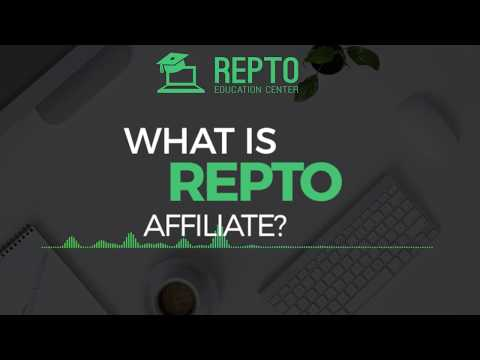 What is Repto Affiliate and  How it Works | Affiliate Marketing Bangla Tutorial