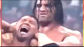 The Great Khali Vs Batista Summer Slam World Heavyweight Championship Full Match HD 2007 Must Watch