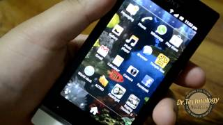 Sony Xperia U - Full Indepth Review