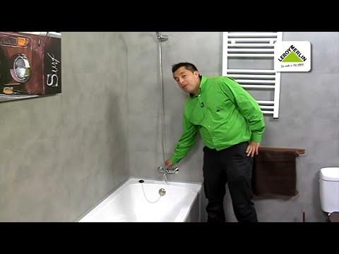 Cambiar un grifo de ba era por uno termost tico leroy for Cambiar banera por ducha leroy merlin