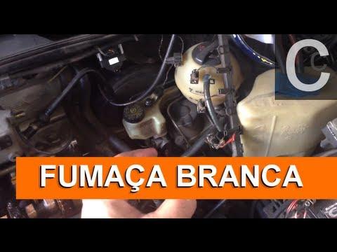 Dr CARRO Fumaça Branca - Motor queimando óleo de freio