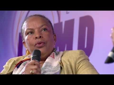 JOMD 2015 - Entretien sur l'héroïsme avec Christiane Taubira