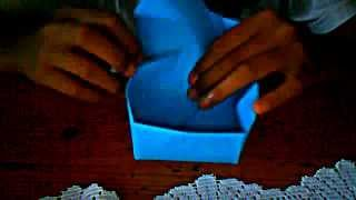 How To Make A Origami Box