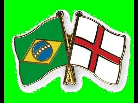 Real Football 2013 England-Brazil