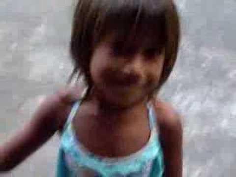 Little Khmer Girl