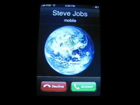 iPhone/iTouch App of the Day - FAKE CALLS 11.02.08