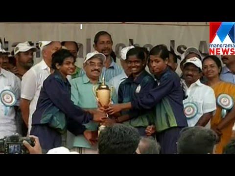 Kerala win National School Athletics Meet title  Manorama News