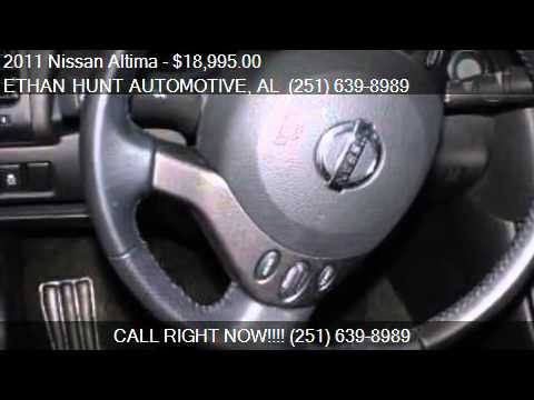 2011 Nissan Altima 2.5 S for sale in MOBILE, AL 36608 at the