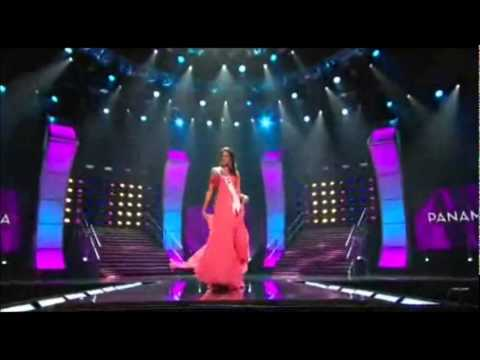 Panama - Preliminary Competition - Evening Gown - Miss Universe 2010 HQ 16:9