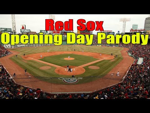 Red Opening Day 2015 Red Sox Fenway Opening Day