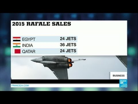 Rafale reaches new heights with Qatar sale