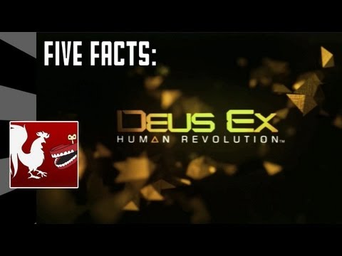 Five Facts - Deus Ex: Human Revolution