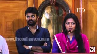 Director Vijay, Amala Paul Marriage Press Meet