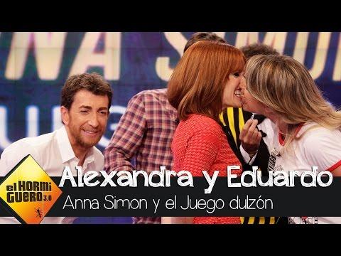 Un juego muy dulzón con Anna Simon - El Hormiguero 3.0