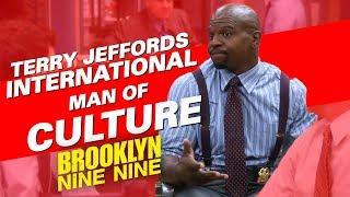Terry Jeffords International Man Of Culture   Brooklyn Nine-Nine