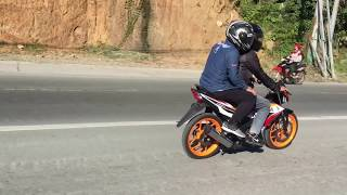 Honda Rs 150r 2017 Repsol And Matte Black Special Edition