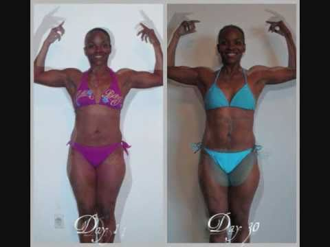 P90x Insanity Hybrid Results Women my P90x/insanity Hybrid 30 Day