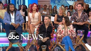 Download Lagu 'DWTS' winner Adam Rippon, finalist Tonya Harding talk season 26 finale Gratis STAFABAND