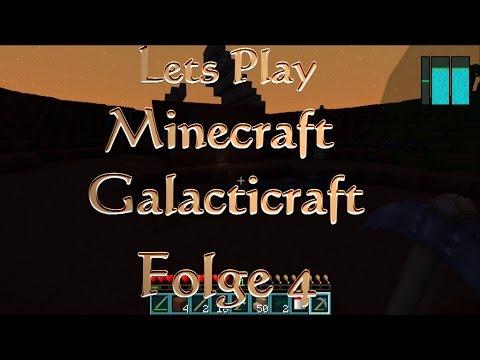 Lets Play Minecraft Galacticraft S4 Folge #04 (69) Ein Haus auf dem Mars (Full-HD)