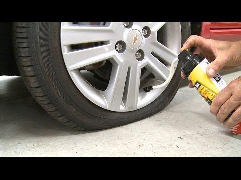Flat tire fixes   Consumer Reports