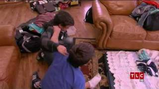 Jacob and Zach Roloff fight