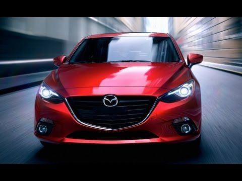 2014 Mazda3 0-60 Mph First Drive Review: All New And Ready To Zoom Zoom video