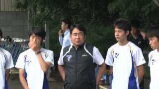 駅伝競走部 「チームレポート」