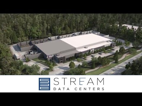 Stream Private Data Center Virtual Tour - The Woodlands