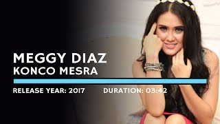 Meggy Diaz - Konco Mesra (Karaoke Version) | versi indonesia