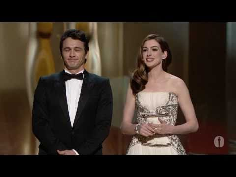 2011, James Franco & Anne ... is listed (or ranked) 26 on the list The Best Oscar Openings of All Time