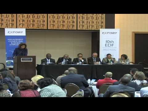 Caribbean Export Development Agency's (CEDA) 5th Annual Management Consulting Business Symposium
