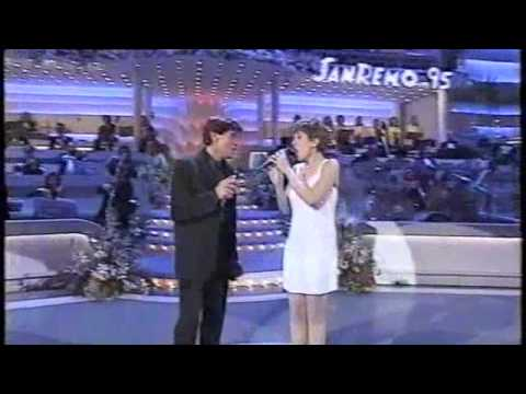 Gianni Morandi e Barbara Cola - In amore - Sanremo 1995.m4v Music Videos