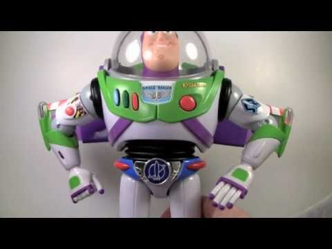 Toy Story Collection Buzz Lightyear with New Utility Belt Movie Toy Review