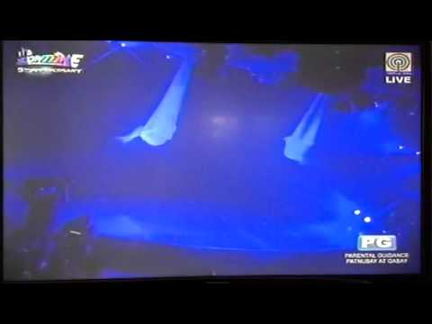 Anne Curtis and Coleen - Showtime Anniversarry 2014