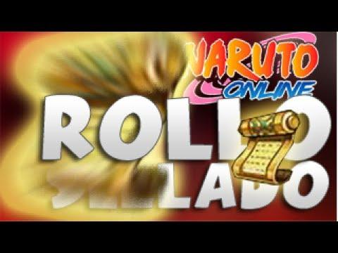 DONDE CONSEGUIR ROLLOS DE SELLADO Naruto Online