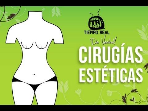 Especial TR - CIRUGÍAS ESTÉTICAS (Cosmetic Surgeries) - Tiempo Real de Verdad