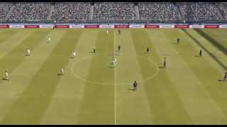 Pes 2015 - R Madrid 3 vs 0 PSG