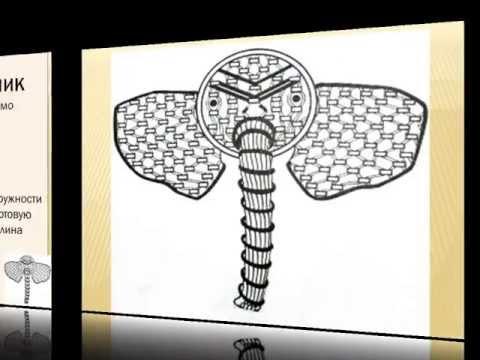 Схемы панно в технике макраме