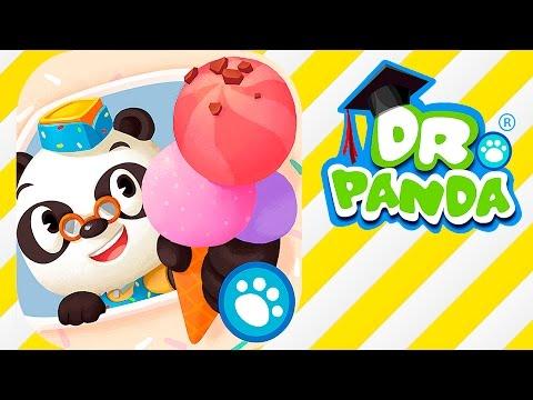 Автобус с мороженым Доктора Панды - Делаем мороженое с Доктором Пандой. Dr Panda's Ice Cream Truck