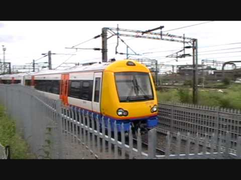 **BRAND NEW London Overground Class 172s! 172004 + 172005 On Test**
