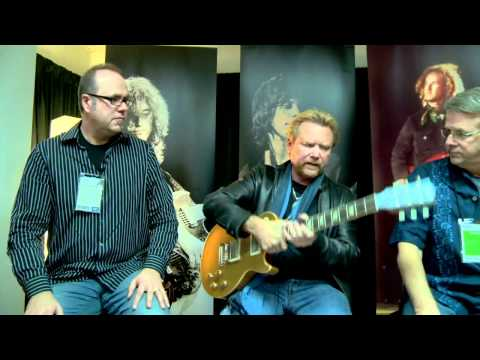 NAMM 2012• Lee Roy Parnell and Ron Ellis Discuss His New Signature Model • Wildwood Guitars