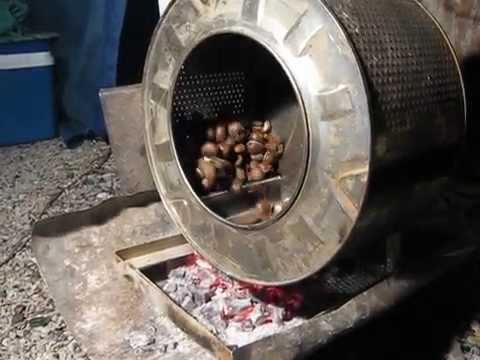 Como hacer un asador casero