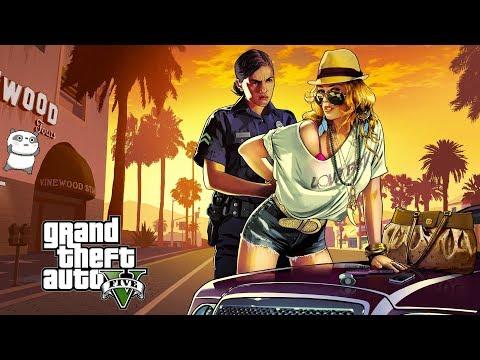 [Hindi] Grand Theft Auto V | Online Gameplay Livestream#51