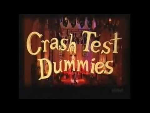 Crash Test Dummies - Songs Of The Unforgiven