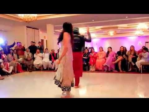 Sam and Muss- O la la Mehndi dance