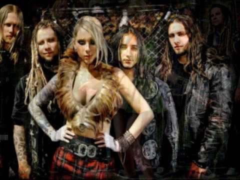 In This Moment Maria Brink Interview Part 1 of 3 Video