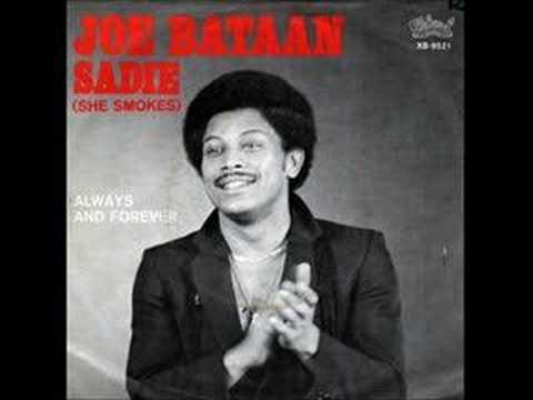 Joe Bataan - Sadie she smokes 1980