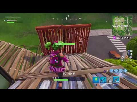 My Luckiest Game of Fortnite Battle Royale