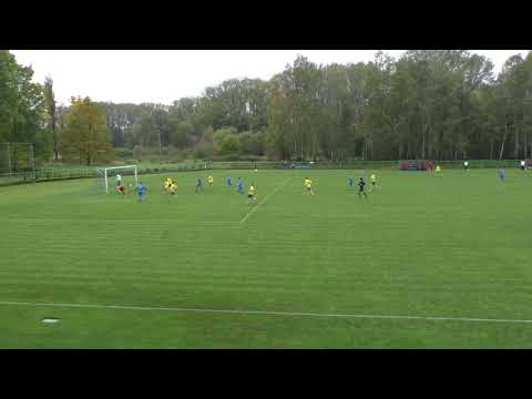 Sestřih branek U16 FCB - Zlín