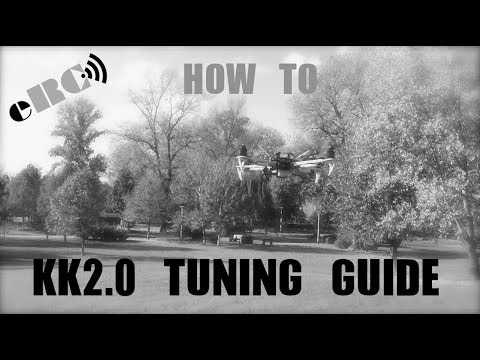 How to - KK2 0 tuning guide - eluminerRC